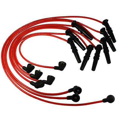 JDMSPEED For 1996-99 Ford Lincoln Mercury F-150 F250 V8 4.6L Spark Plug Wire Set