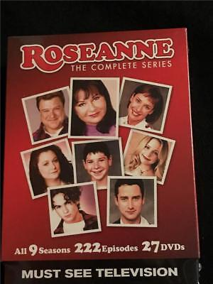 Roseanne: The Complete Series (DVD, 2013, 27-Disc Set)