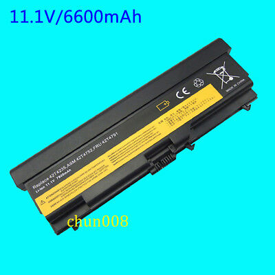 9Cell Battery for Lenovo ThinkPad E40 E50 SL410 T420 T510i T520i 42T4235 42T4791
