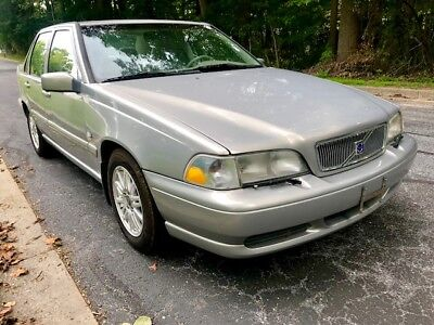 1999 Volvo S70 leather 1999 volvo s70 with only 25k miles one owner