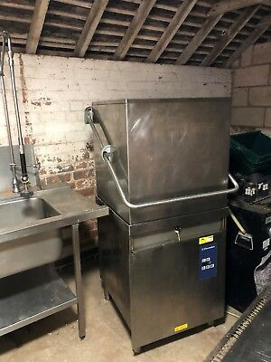 Commercial Dishwasher Pass through Electrolux Machine Commercial Water softener