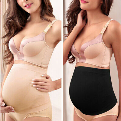 Women Maternity Pregnancy Belly Band Belt Support Back Bump Waist Baby Strap