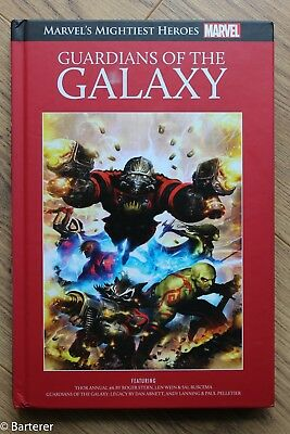 Marvel's Mightiest Heroes Graphic Novel Collection Guardians of the Galaxy HC