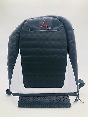 the latest 3dd31 a6233 NIKE AIR JORDAN Retro 13 Backpack 9A1898 210 He Got Game School Book Bag  New DS