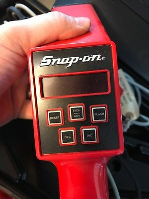 Snap On Tach/ Timing/ Advance Light Model MT1261LA New Old Stock (No Reserve)