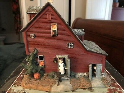 Lang And Wise First Halloween: Grandma Saltbox