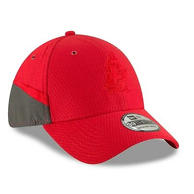 32d63911 NEW ERA 2018 Men's Tampa Bay Buccaneers Color Rush 39Thirty Fitted ...