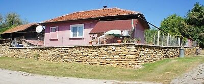 PAY MONTHLY - Key Ready - Renovated Bulgaria property + outbuildings