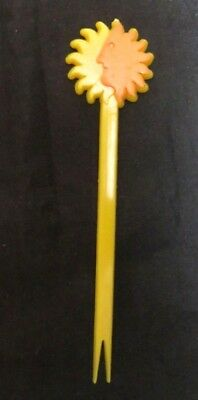 Vintage Swizzle Stick Drink Mixer Stir Food Pick - National Airlines