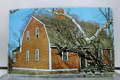 Rhode Island RI Betsy Williams Cottage Providence Postcard Old Vintage Card View
