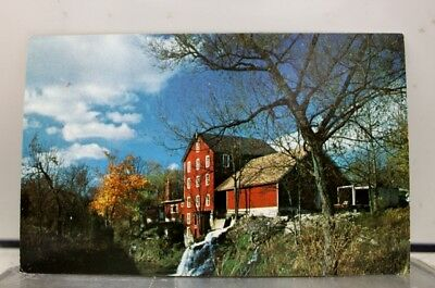 Ohio OH Clifton Milling Company Postcard Old Vintage Card View Standard Souvenir