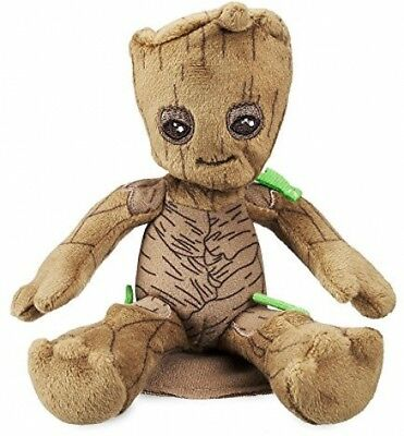 Marvel Groot Mini Magnetic Shoulder Plush - Guardians of The Galaxy Volume 2