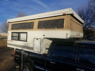 1994 Skamper 080S 8Ft Popup Truck Camper 6 1/2 Or 8Ft Truck Beds