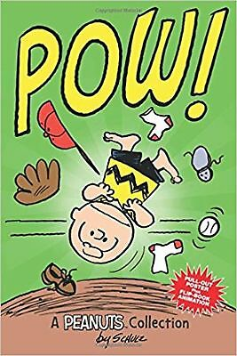Charlie Brown: POW!  (PEANUTS AMP! Series Book 3): A Peanuts Collection (Pean...