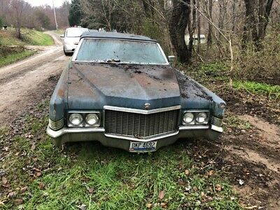 1970 Cadillac DeVille  1970 Cadillac Convertible ***Relisted due to no paying buyer **