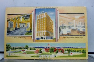Arkansas AR Fort Smith Postcard Old Vintage Card View Standard Souvenir Postal