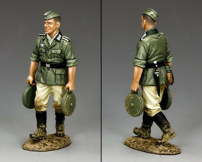 King & Country WH026 Engineer w/Land Mines $45 retail BOX ----___ --1-___-- C@@L