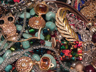 Estate Sale Lot of Vintage to Modern Jewelry, #785