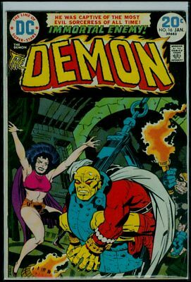 DC Comics The DEMON #16 FN 6.0