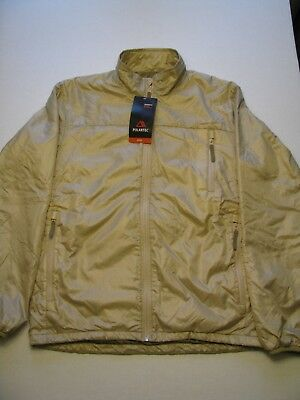 Patagonia Military Large Low Loft Level 3A Polartec Jacket Retro Khaki