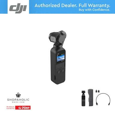 DJI OSMO Pocket Handheld Action Cam 3 Axis Gimbal Stabilizer- Authorised Dealer