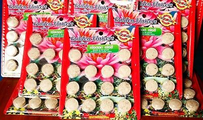 Lotus Water Lily Aquatic Plant Fertilizer Tablets Boosts Growth Colors 1 Pack
