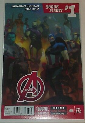 Avengers Vol 5 #24.NOW NM Jonathan Hickman All New Marvel NOW
