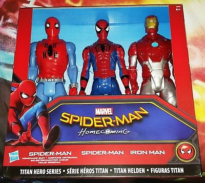 Spider-man E0649eu4 Titan Hero Serie Figur Spiderman Series Figure New Spielzeug