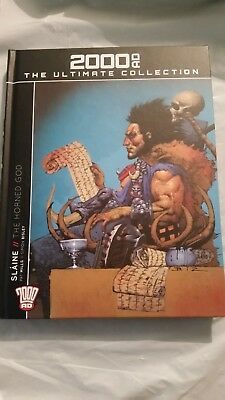 SLAINE THE HORNED GOD (2000AD Ultimate Collection Issue 1 / Vol 32 - Bisley