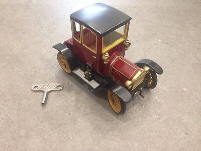 Schuco 1227 Ford Coupe T 1917 *Vintage Made in Western Germany*
