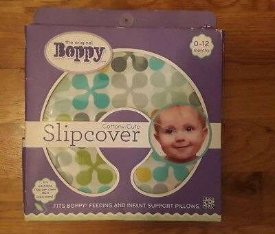 The Original Boppy Slipcover ~ Unisex  ~ NEW ~ NIB