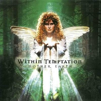 Within Temptation - Mother Earth Cd Nuovo