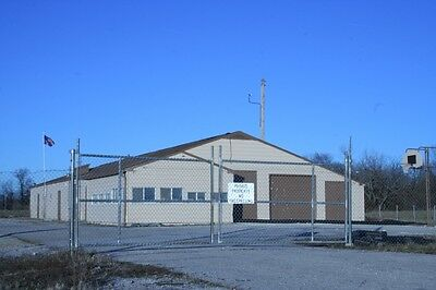 Inactive Minuteman Missile Launch Center On 9 Acres -Underground Shelter-Bunker