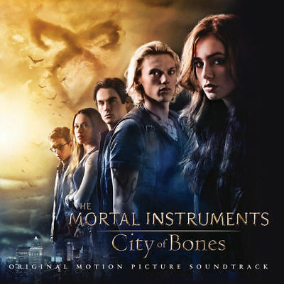 The Mortal Instruments Original Motion Picture Soundtrack CD Album New & Sealed