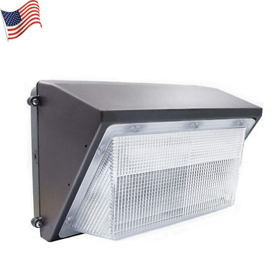 70W LED Wall Pack Light,ETL List,8500lm and 5500K Super Bright White Outdoor NEW