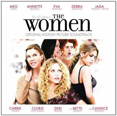 The Women Original Motion Picture Soundtrack CD Album New & Sealed