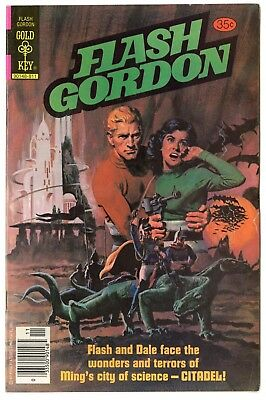 Flash Gordon #20 VF/NM 9.0 white pages  Gold Key  1978  No Reserve