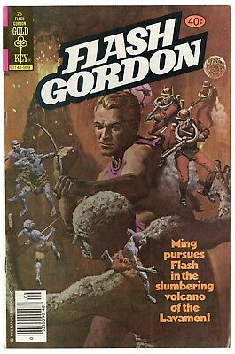 Flash Gordon #25 NM- 9.2 white pages  Gold Key  1979  No Reserve