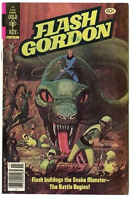 Flash Gordon #26 NM 9.4 white pages  Gold Key  1979  No Reserve