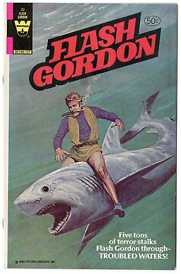 Flash Gordon #30 NM- 9.2 ow/white pages  Whitman  1980  No Reserve