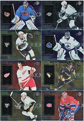 NHL Tradingcard Set – 2009-10 Upper Deck SPx – 100 Cards
