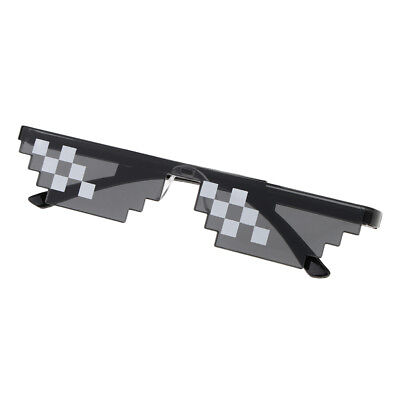 Novelty Party Sunglasses Mosaic Funny Eye Glasses Costume Photo Props