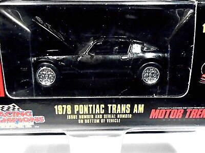 1978 Pontiac Trans Am 1/64 scale Limited Edition Diecast Model