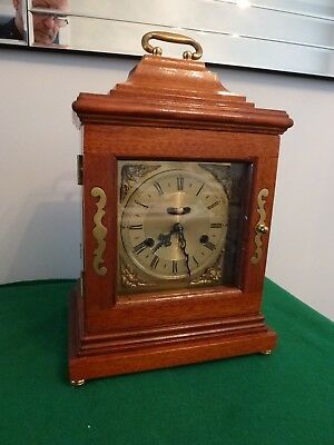 Vintage Bracket Clock by King of Bath .