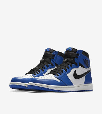 best website b7008 e4cff NIKE AIR JORDAN 1 Retro High OG  GAME ROYAL  bred toe off  EU