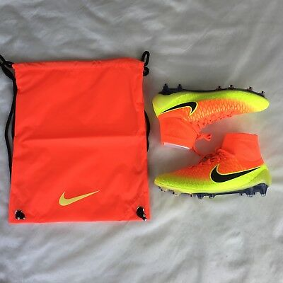 Nike Magista Obra FG Orange/Gelb NOCKEN