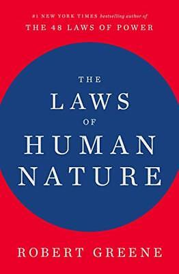 The Laws of Human Nature by Greene, Robert