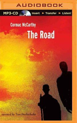 The Road by Cormac McCarthy (2015, MP3 CD, Unabridged)