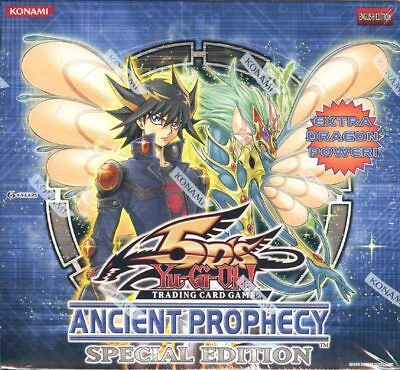 Yugioh! Ancient Prophecy ANPR Unlimited Edition English