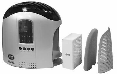 Prem-I-Air Home Office Hepa Air Purifier With Ioniser & Led Display